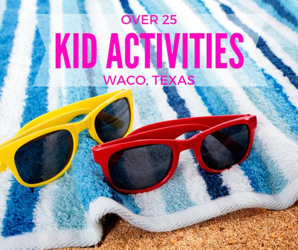 kids in waco