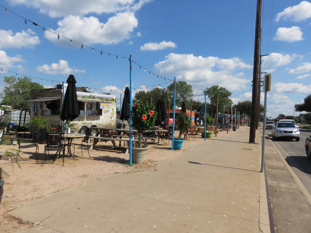 Waco food truck scene