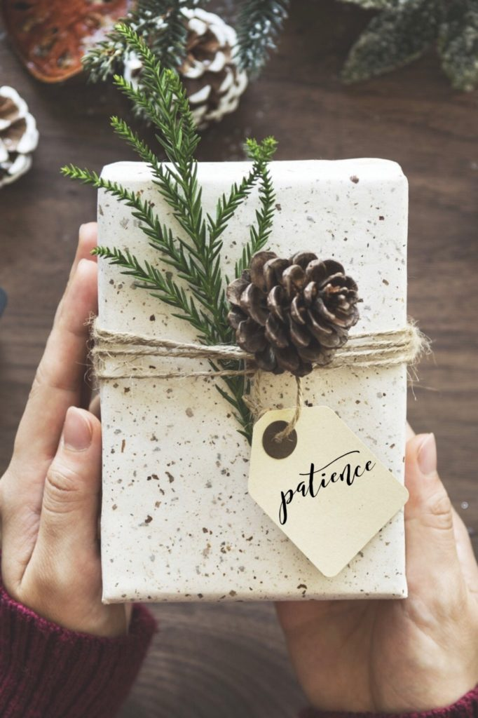 A Christmas Lesson Learned- Patience Is A Blessing