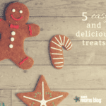 5 Easy {and delicious} Treats You Can Make Your Neighbors for the Holidays
