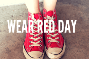 WACO-wear red day