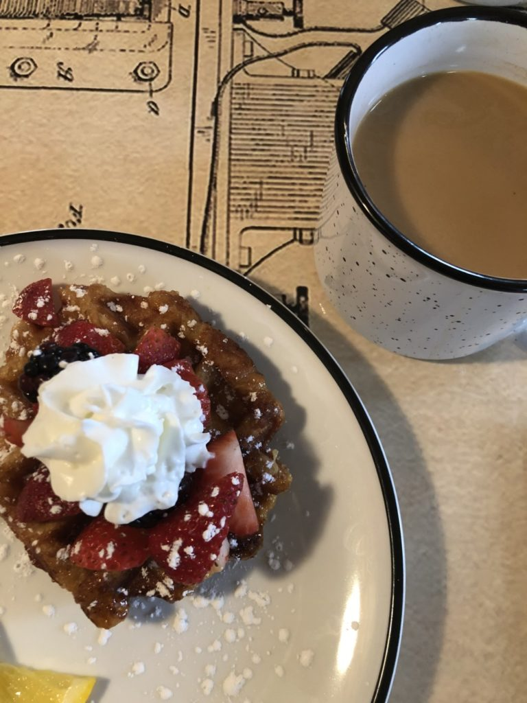 Tesla's Café and Coffee Pub-A New Waco Must-Go