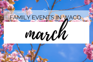 WACO- family events march