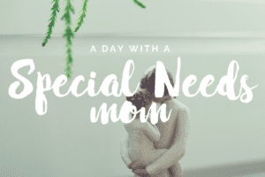 WACO-Special Needs mom