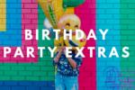 WACO-birthday party extras