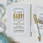 Baby on Board: Why You Should Use Basic Invite For Your Next Baby Shower