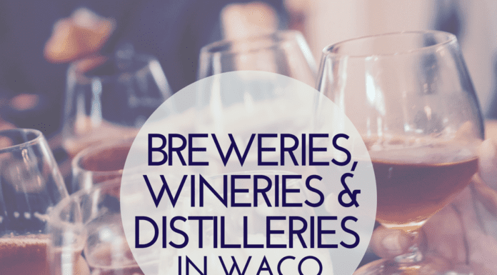Breweries in Waco