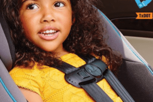 Get a FREE Safety Seat Check | September 23–29 National Child Passenger Safety Week TxDOT