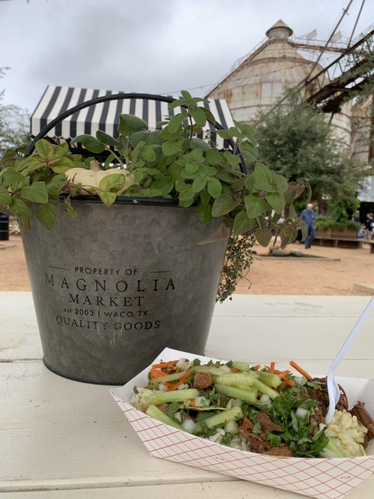 Eating At Magnolia--Magnolia Market's Food Trucks