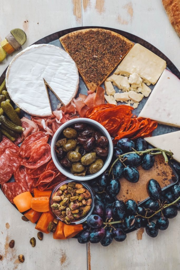 Charcuterie Boards-How To Build An Easy Cheese Board