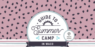 summer camps in Waco