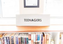 teenager books