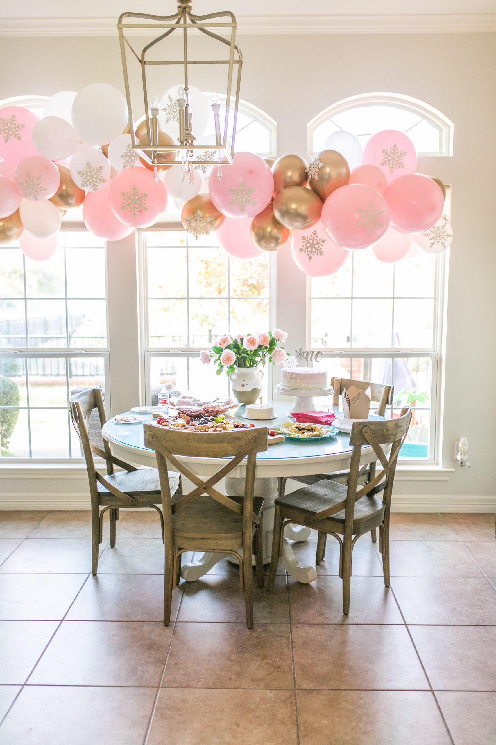 Alice Allen Events Balloon Garland